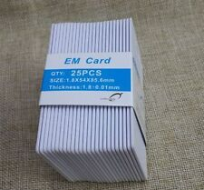 500pcs RFID EM 125Khz TK 4100 1.8mm Proximity ID Thickness Mango card access