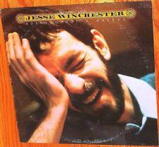 VINYL LP Jesse Winchester - Nothing But A Breeze Bearsville BR 6968 (1977)