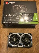 MSI GeForce GTX 1660 Super VENTUS XS 6G OC Graphics Card