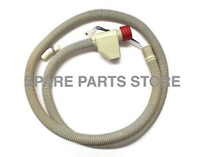 AQUASTOP REPLACEMENT DISHWASHER HOSE INLET SAFETY HOSE 1.5M LONG UNIVERSAL