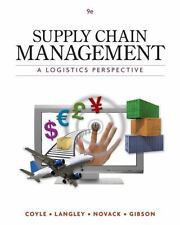 Supply Chain Management : A Logistics Perspective by Coyle (9780538479189)