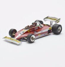 QUARTZO q4096 FERRARI 312 t3 voiture de course de Gilles Villeneuve 1978, 1:43, NEUF dans sa boîte, b308