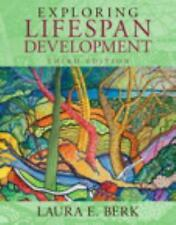 Exploring Lifespan Development 3rd Edition by Laura E. Berk ( Looseleaf )