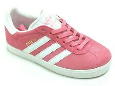 Adidas Gazelle Girls Shoes Trainers Uk Size 11.5 – 2.5   Kids  BY9163 B