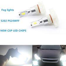 Fog Lights For JEEP Wrangler Patriot 2010-2016 100W CSP LED Lamps 2x
