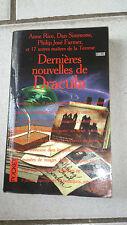 Dernières nouvelles de Dracula - Anthologie - Pocket