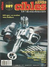 CIBLES N°287  ICHI'S / BROWNING 1910/22 / COUTEAUX DE CHASSE / REMINGTON 700