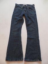 Levi's Jeans 563 Schlag Jeans Hose, W 28 /L 30, low rise flare Hippie, RARITÄT !
