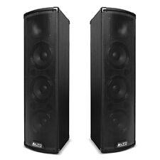2x Alto Trouper Wireless + Wired 400W Active Bluetooth PA Speaker System + Mixer