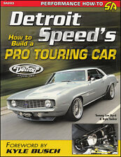 How to Modernize 1967-1969 Camaro - How to Build a Pro Touring Car Detroit Speed