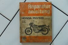 Honda CB350K, CB500, CB500K1  Werkstatthandbuch ( mit Schaltpläne)
