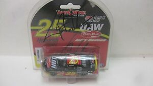 Signed Nascar Jerry Nadeau #25 UAW Monte Carlo 1:64 Scale Diecast     NEW dc1325
