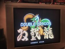 Double Dragon Jamma Pcb  . Working ( Video )
