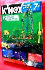 K'Nex Collect & Build Speed Coaster #2 Amusement Park Collectible 7 yrs+ New