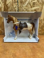 BREYER APPALOOSA RETRO WESTERN PONY model horse LIMITED EDITION NO outer Box
