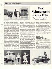 WIKING CHRONIK  DER SCHUTZMANN AN DER ECKE, von 1988