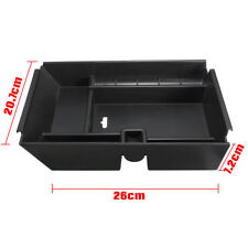 Car Center Console Armrest Storage Box Tray For Ford F150 2009-2014
