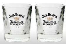 Jack Daniels Honey Tumbler Glass X 2