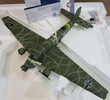 "Franklin Mint Big 24""Junkers JU 52-3m Russian Front IV/Transport-Geschwader 1:48"