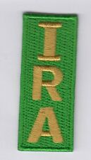 I.R.A Patch ,Aufbügler,Aufnäher  Nordirland,Irish Republican Army