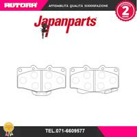 PA254AF Kit pastiglie freno a disco ant Toyota (MARCA JAPANPARTS)