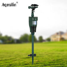 Garden Animal Repellent Water Repeller Sprinkler Motion Activated Jet Blaster