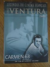 * CARMEN 63 * COLLECTION 12 Lino VENTURA GALLONE RALLI CHARRIER LEGENDES DVD
