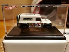PERIOD CORRECT X HOT WHEELS LAND ROVER DEFENDER 110 DIE CAST *In Hand*