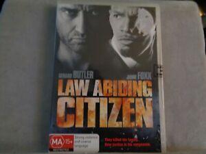 LAW ABIDING CITIZEN 939871852592 2009 GERARD BUTLER JAMIE FOXX ACTION