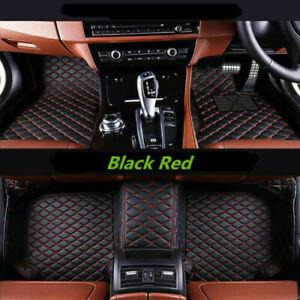 Car Floor Mats for Infiniti G 37 Convertible/Coupe,35 Sedan  2007-2021 13 Colour