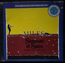 Miles Davis – Sketches Of Spain CD CBS Jazz Masterpieces Buon eCOndizioni