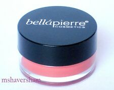 BellaPierre Cosmetics Cheek & Lip Stain CORAL .176 oz/5 g NEW Bella Pierre