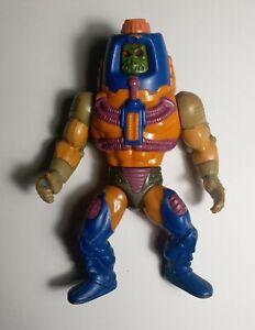 1982 Mattel Man E Faces India Master Of Universe Motu