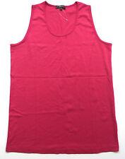 NEUW sehr schönes BONITA Basic TOP fuchsia / pink Gr XXL 44 - 46 ca