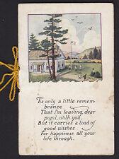 Wisconsin-Montrose-Dane Co-Schaller School-1926-From Teacher-Booklet-Pupils