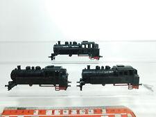 bi580-1 # 3x Märklin H0/00 Cuerpo de hierro fundido para TM 800/3004