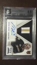2013 14 Luxury Suite Rookie Jersey Auto 1/1 patch black Frederik Andersen rc  /1