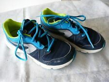 Schuhe Freizeitschuhe Turnschuhe 34 Blautöne Kalenji guter Zustand