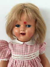 Poupée Raynal en Rhodoïd Celluloïd Ancien Vintage French Doll Poupon 1