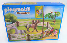 Playmobil Country 6931 Pferdekoppel Neu/New