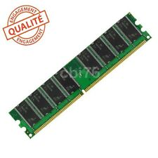 Mémoire 1GO DDR PC2100 1024MO 184PIN 266MHZ NON ECC pour PC 1GB