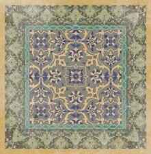 Floral Tile I Paula Scaletta Art Print 12x12