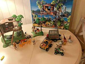 Playmobil 3217 + Baumhaus mit vielen EXTRAS