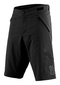 Troy Lee Designs MTB / Bicycle YOUTH Skyline Shorts No Liner - Black