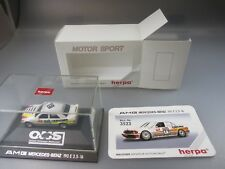 "Herpa Motor Sport:DTM Mercedes Benz 190 2.5-16 Nr. 3523 ""Kärcher"" (SSK65)"