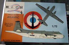 Mach 2 1/72 Breguet BR.1150 ATLANTIC French Long Patrol Boat GP002
