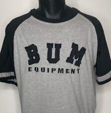 vtg B.U.M. Equipment bum t-shirt L