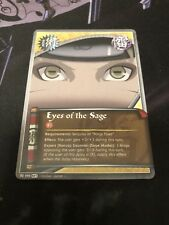Naruto Cards CCG TCG Eyes of the Sage 999 UNCOMMON COMBINE SHIPPING