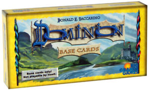 Dominion Base Cards -  (New)