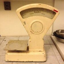 Vintage Kitchen Scales quite rare made by Weisner Czech WASY